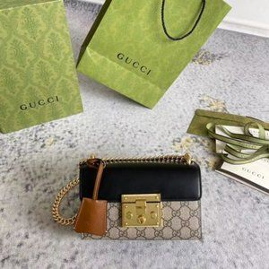 GG square Shoulder Bag